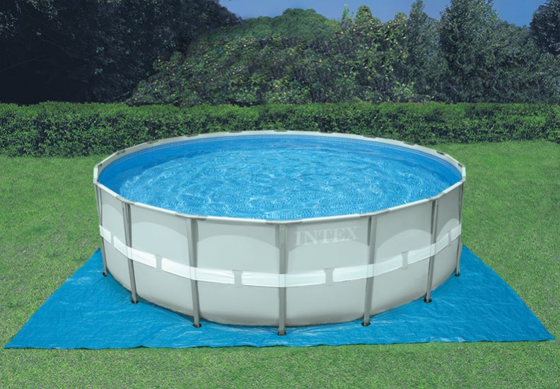 Intex Prism Frame 18ft X 48 Swimming Pool