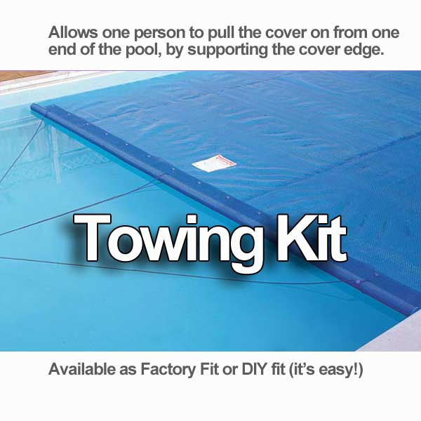 Towing kit image and explanation