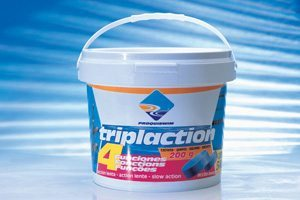 multi function chlorine tablets