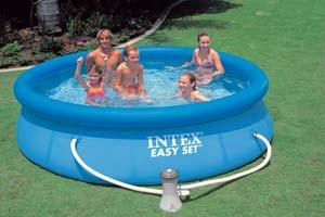 intex easy set 12ft pool