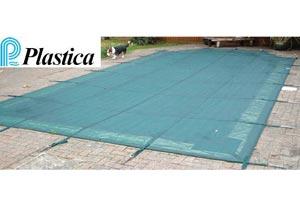 plastica winter pool cover